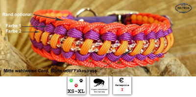 Paracord Muster 6