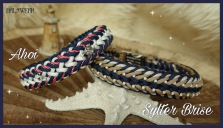 Halsband Maritim nautisch geflochten