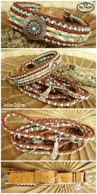 Halsband Indianisch Afrikanisch